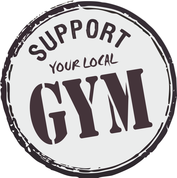 support local gym
